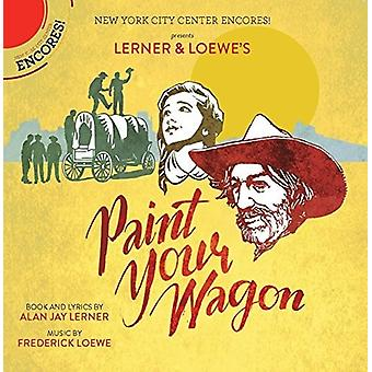 Loewe, F. / Carradine / Hackmann / Barber - Paint Your Wagon - O.S.T. [CD] IMPORTAZIONE USA