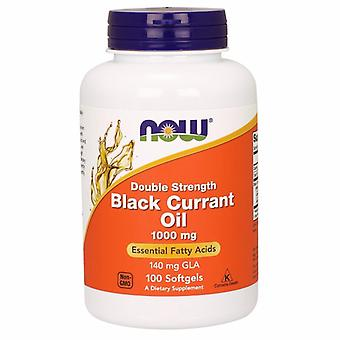 Now Foods Black Currant Oil, 1000 mg, 100 sgels