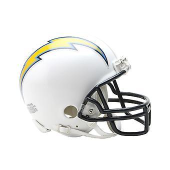 Riddell VSR4 Mini Football Helmet Los Angeles Chargers 2007-18