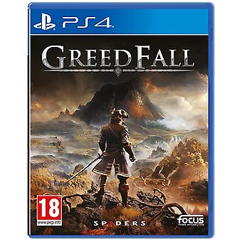 Greedfall PS4 Game