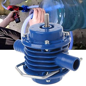 Electric Drill Water Pump For Home Garden,centrifugal Home Garden