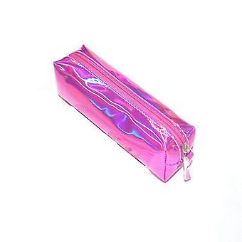 ثلاثي الأبعاد قزحي قلم رصاص ليزر حالة / لطيف قلم رصاص صندوق / قلم رصاص حقيبة, مدرسة