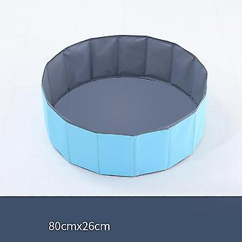Foldable Infant Ball Pool Shining Pit For Dry Washable Ocean Playpen Fence Kids