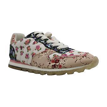 Coach Womens C118 MXM FLR PRNT MX Low Top Lace Up Fashion Sneakers
