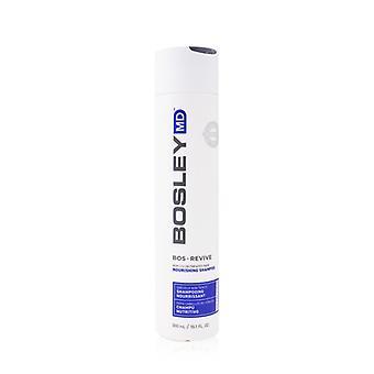 Bosleymd Bosrevive Väritön Hiusten ravitseva shampoo - 300ml / 10.1oz