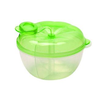 Förvaringslåda för modersmjölksersättningsbehållare för mjölkpulver