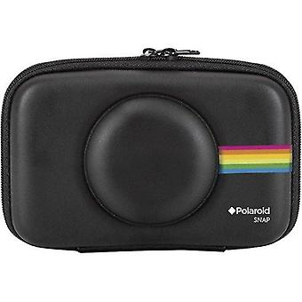 Polaroid eva case snap & snap touch instant print digital camera, black