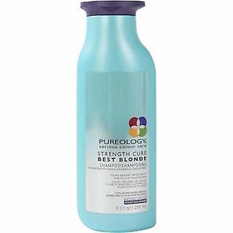 Pureology Strength Cure Best Blonde Shampoo 8.5oz / 250ml