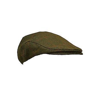 Walker e Hawkes - Uni -Sex Tweed Flat Cap Country Hat