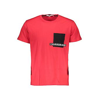 CALVIN KLEIN T-shirt Short sleeves Men J30J316451