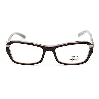 Ladies'Spectacle frame Guess Marciano GM112-BRN Brown (ø 55 mm)