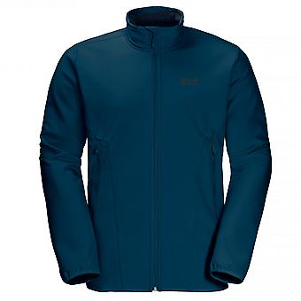 Jack Wolfskin Northern Pass Jacket Mens Zip Up Track Top 1305331 1134
