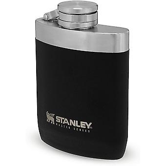 Stanley Särkymätön lonkkapullo 0,23L - Musta