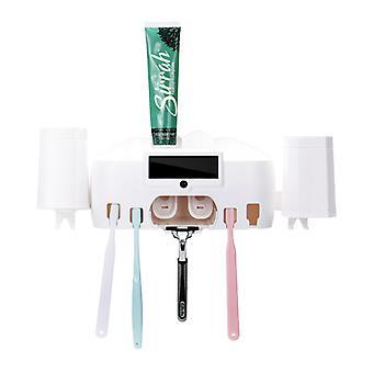 Toothbrush sterilizer