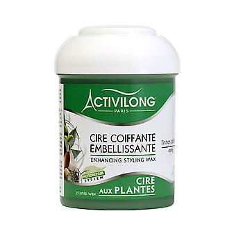 Activilong Enhancing Styling Plant Wax 125 ml - 4.2 fl.oz.