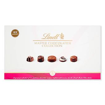 Lindt Master Chocolatier Collection Assortment Box 320g