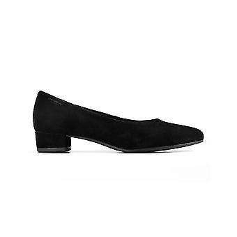 Vagabond alicia black flats womens black 001