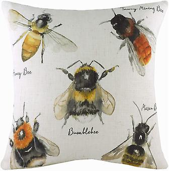 Evans Lichfield Arter Bee Kudde Täcka