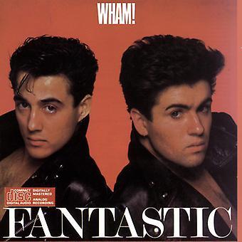 Wham! - Fantastic [CD] USA import