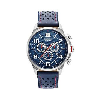 Mens Watch Swiss Military Hanowa 06-4328.04.003, Quartz, 45mm, 5ATM