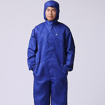 Coveralls Dust-proof Protective Work Clothes