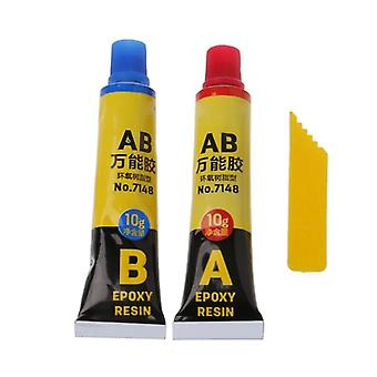 Epoxy harpiks alle formål lim super lim for glass, metall, keramisk maskinvare