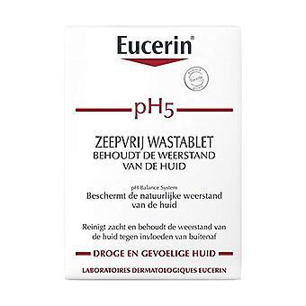Tablett Eucerin PH5 Såpe (100 gr)