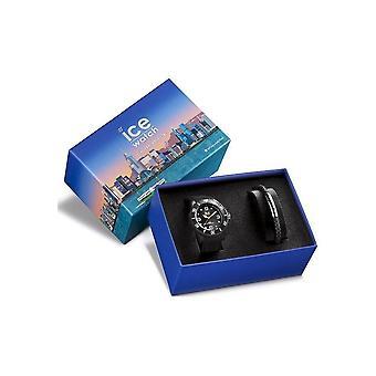 آيس ووتش صندوق هدية ساعة اليد - ICE 69 - أسود - كبير - 018500