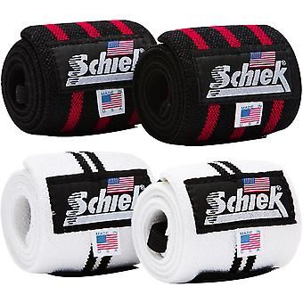 "Schiek Sports Model 1124 Heavy Duty 24"" Wrist Wraps"