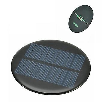 Solar Panel 6v 2w 0.35a/ 5.5v 50ma