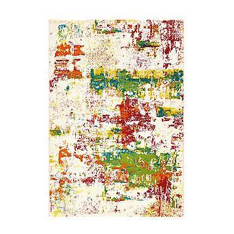 Busdau Mat May Multicolored/Creme