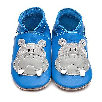 INCH BLUE Hippo Pram Shoe