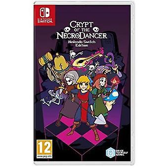 Crypte du jeu NecroDancer Nintendo Switch