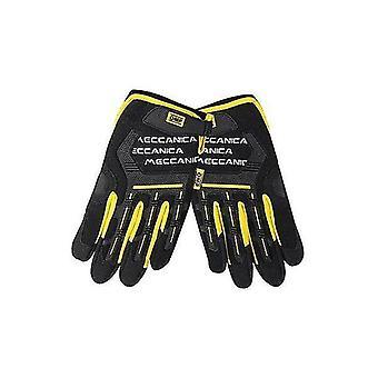 Mechaniker's Handschuhe OMP Schwarz