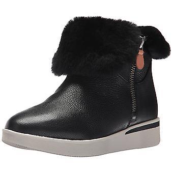 Gentle Souls Womens Hazel-Levitt Suede Closed Toe Ankle Fashion Boots