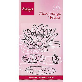 Marianne Design Tiny&s Waterlily Clear Stamp