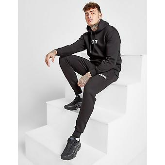 New Nicce Men's Base Tracksuit from JD Outlet Black