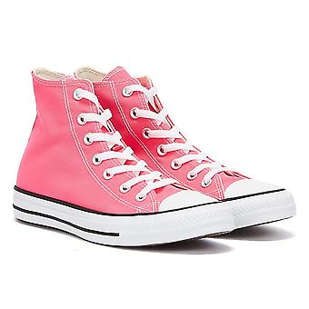 Converse All Star Hi Womens Hyper Pink Trainers