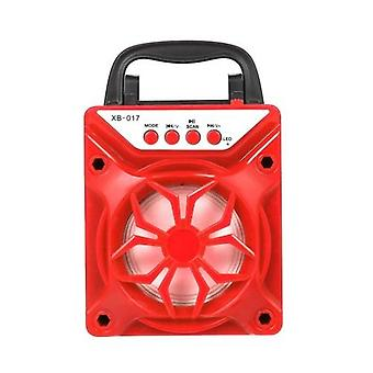 Portable BT Outdoor Speaker Support TF Card Square Dance Audio
