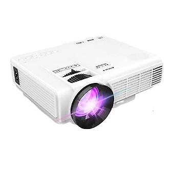 Projector With Projection Screen 1080p Full Hd