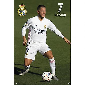 Real Madrid affisch fara 24