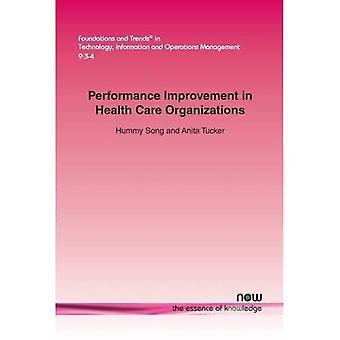 Melhoria de Desempenho em Organizações de Atenção à Saúde (Fundações e Tendências em Gestão de Tecnologia, Informação e Operações)