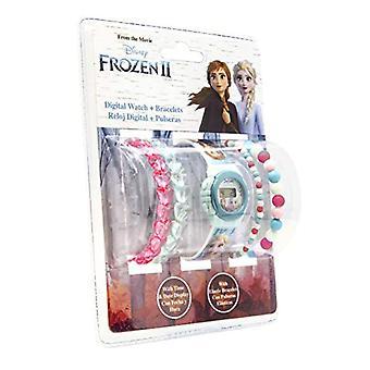 ديزني للجنسين للأطفال التلقائي ساعة رقمية مع حزام الاصطناعية 20750