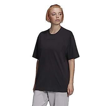 adidas H33358 T Shirt T-Shirt Woman Black 2X