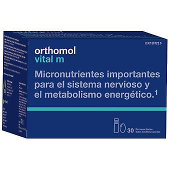 Orthomol Vital M Drinkable Ampoules