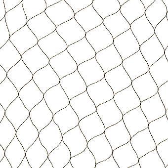 Natuur vogelbeschermingsnet Primo 10×4 m Zwart 6030406