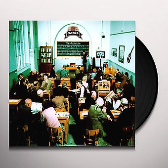 Oasis - The Masterplan Limited Edition Repress Vinyl
