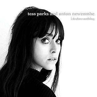 Tess Parks - Ik verklaar niets vinyl