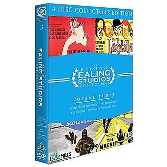 Den definitiva Ealing Studios-kollektionen: Volym 3 DVD