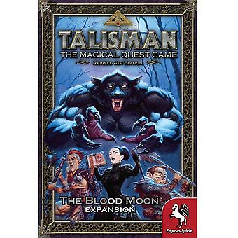 Talisman Board Game 4th Edition The Blood Moon Expansion